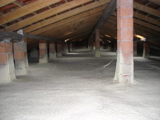 Çatı İzolasyonları