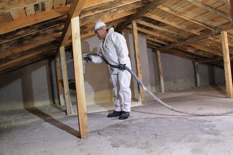 Çatı Sistemleri Sprey Poliüretan Köpük