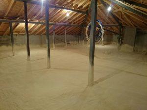 Çatı İzolasyonu Malatya Sprey Poliüratan Köpük Fiyatı