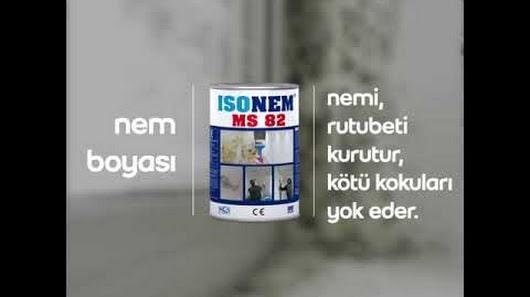 ISONEM MS 82 NEM BOYASI